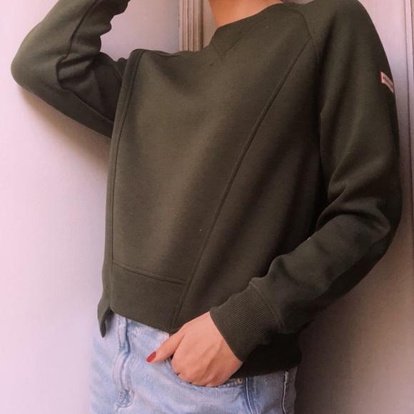 Tops - NEVER WORN. Target and Hunter collab sweatshirt.